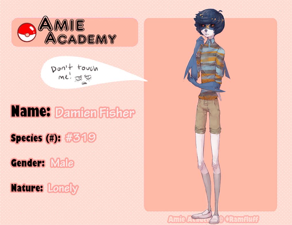 AMIE ACADEMY .:Damien:. by Forestii
