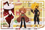 [OPEN 1/3] Fast food themed adopts #8