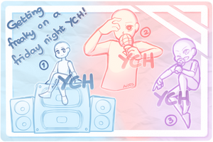 [CLOSED] YCH #5: Friday Night Funkin YCH