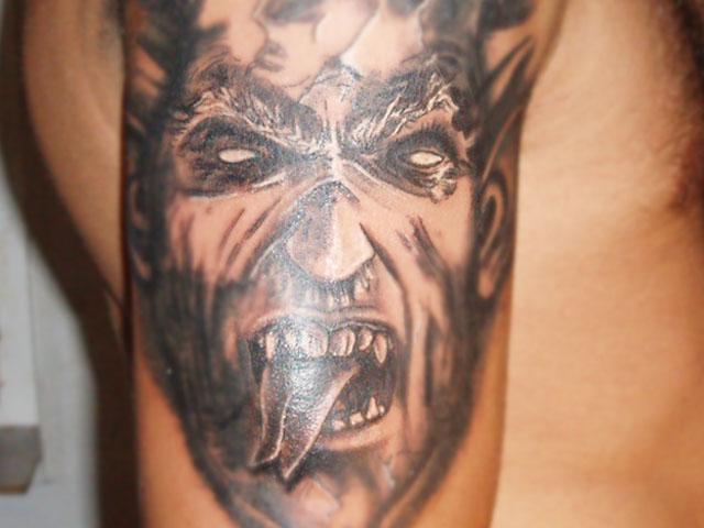 Daemon by toe-art
