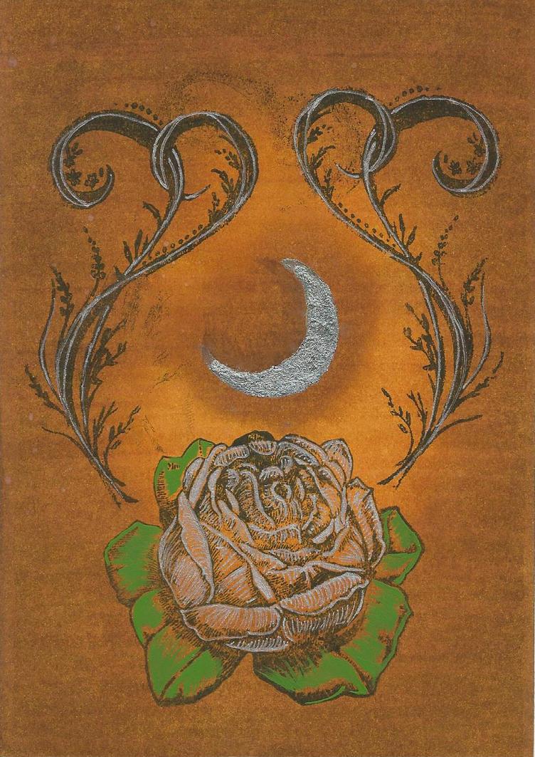 Lunar Rose by Dr-Shiny
