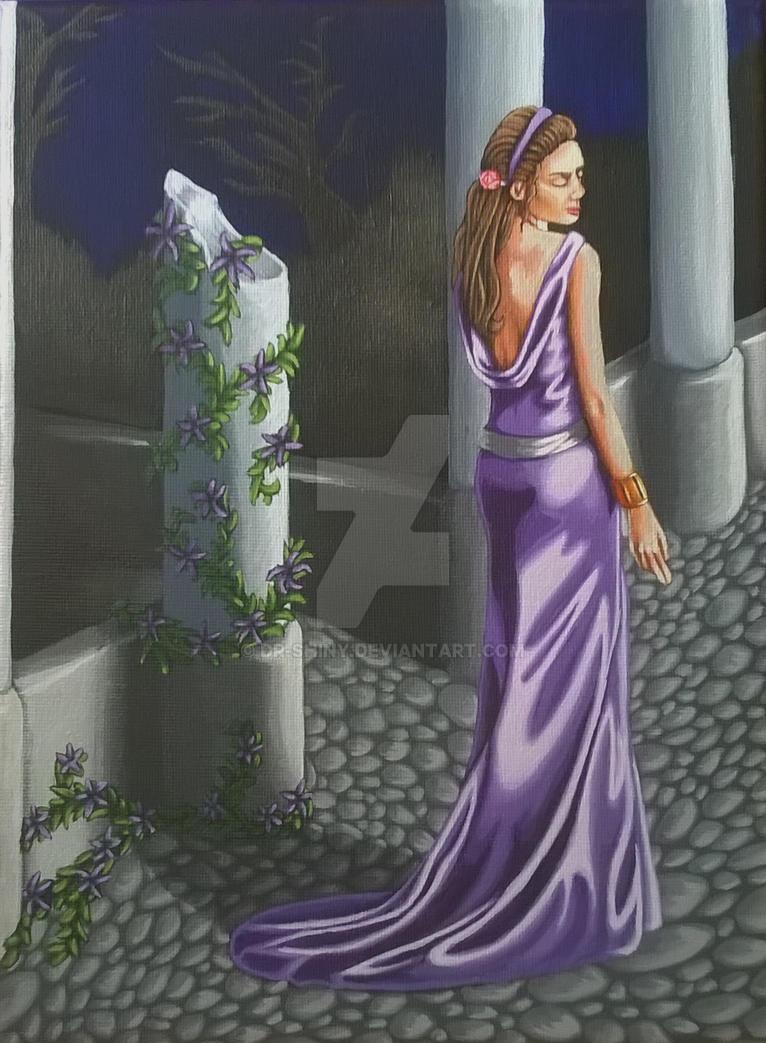 Hypatia's Garden by Dr-Shiny