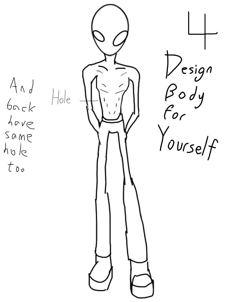 Design Creature 2 by ilovefbb