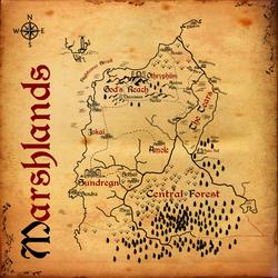 Marshlands by jestermaroc
