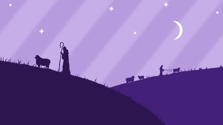 Purple Drawing by jestermaroc