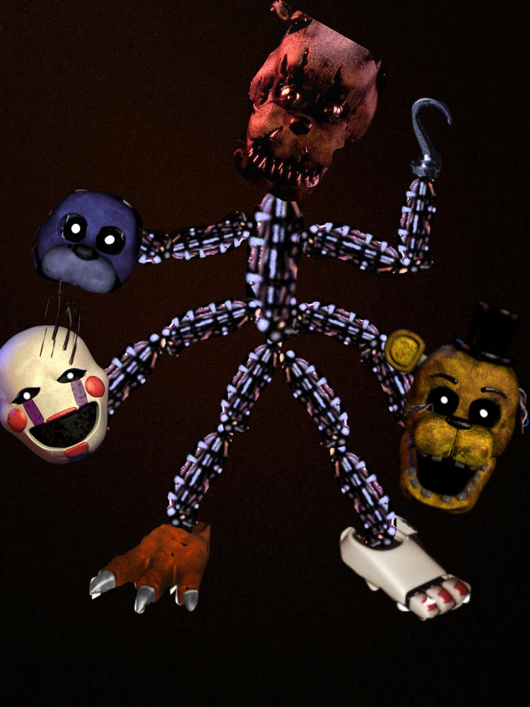 Fan Made Characters On The Fnaf Fangroup Deviantart - Www