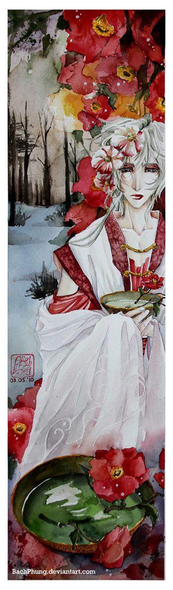 Scarlet bleeding... by BachPhung