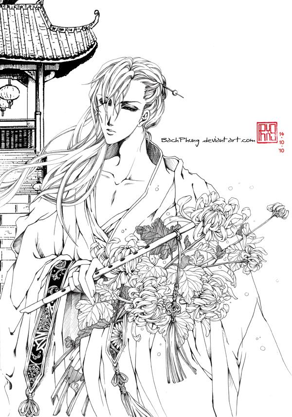 Wan Li Feng Chen by BachPhung
