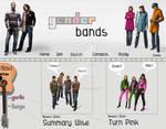 Gender Bands