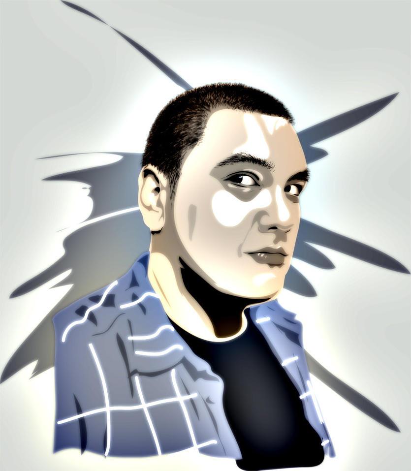 Self-Portrait by penanojp