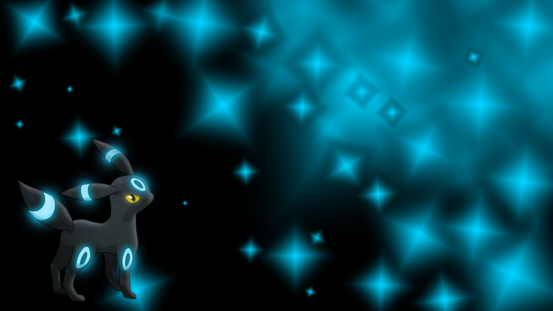 Umbreon Wallpaper by Trikk117 on DeviantArt