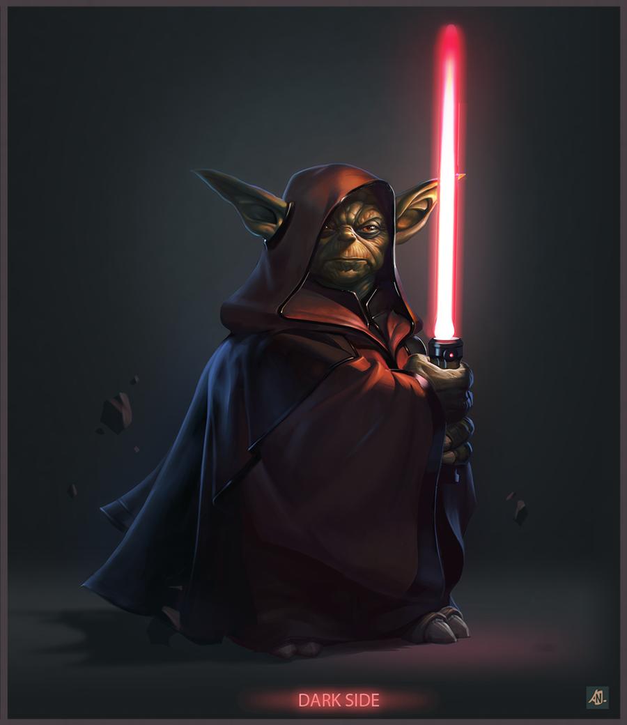 Darth Yoda By Niconoff On DeviantArt
