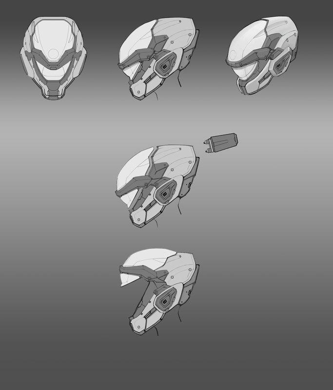 Helmet by Niconoff