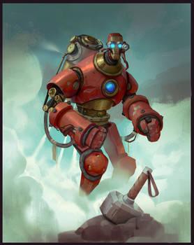 Ironman Steampunk