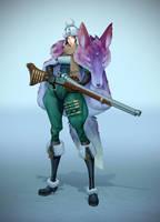 Fox Hunter by Niconoff