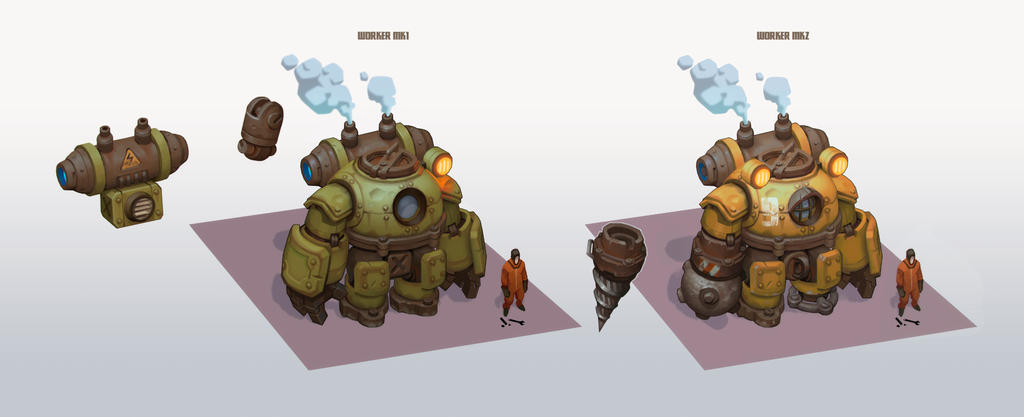 SteamKingdom by Niconoff