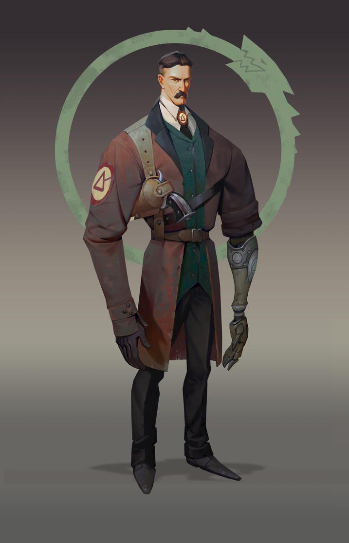 Mr.Ouroboros by Niconoff