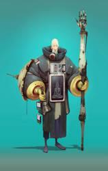 Priest0101 by Niconoff