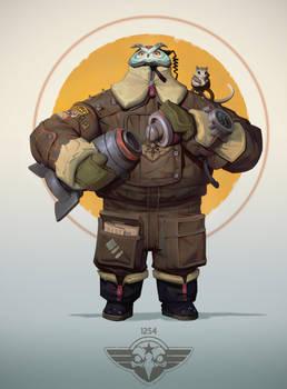 Owl-Bomber
