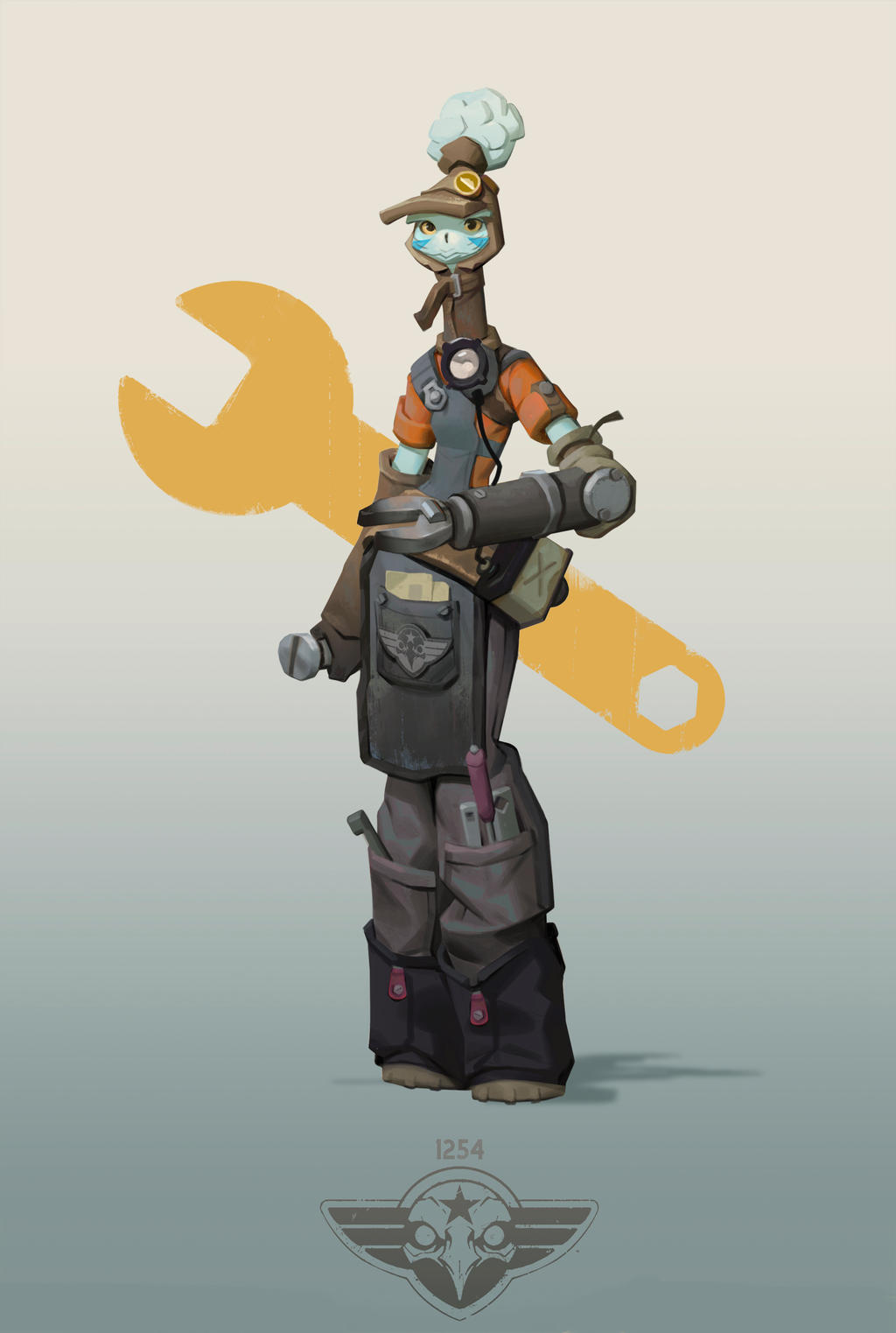 New concept Owl-Supply by Niconoff