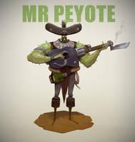 MR PEYOTE by Niconoff