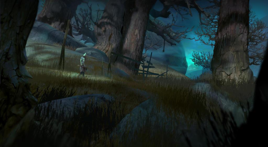 Dark Forest by Niconoff