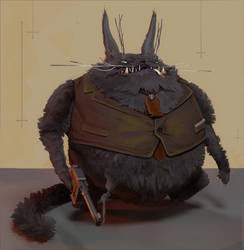 Behemoth by Niconoff