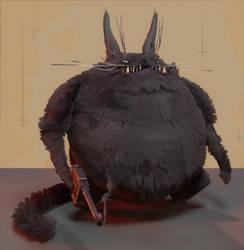 behemoth cat Front 01