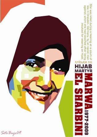 A Tribute to Marwa El Sharbini by setobuje