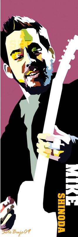 Mike Shinoda in WPAP