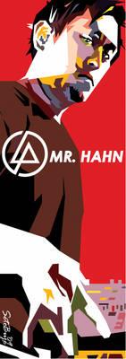 Mr. Hahn In WPAP