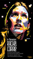 Rachel Corrie in WPAP