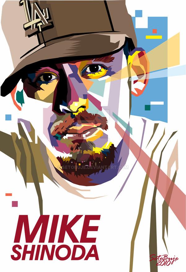 Mike Shinoda in WPAP 3