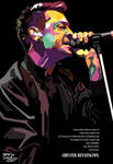 Chester Bennington in WPAP