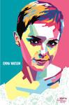 Emma Watson in WPAP