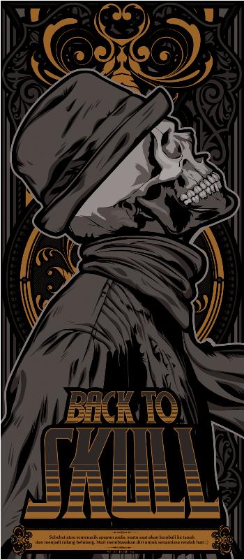 Back To Skull 2.1 by setobuje
