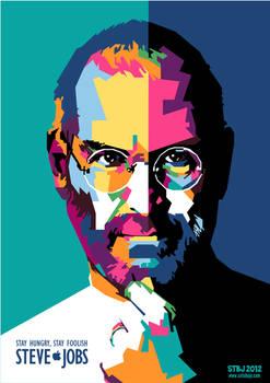 Steve Jobs in WPAP 2012