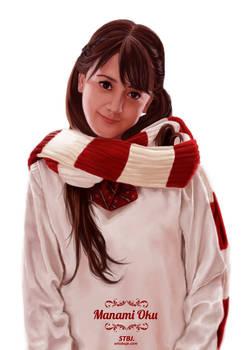 Manami Oku (ex AKB48)