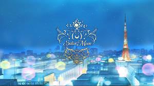 Sailor Moon Tokyo Night Wallpaper
