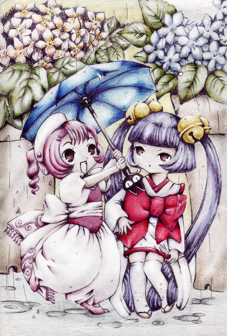Kotoko And Sumomo