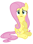 Who, me? Fluttershy