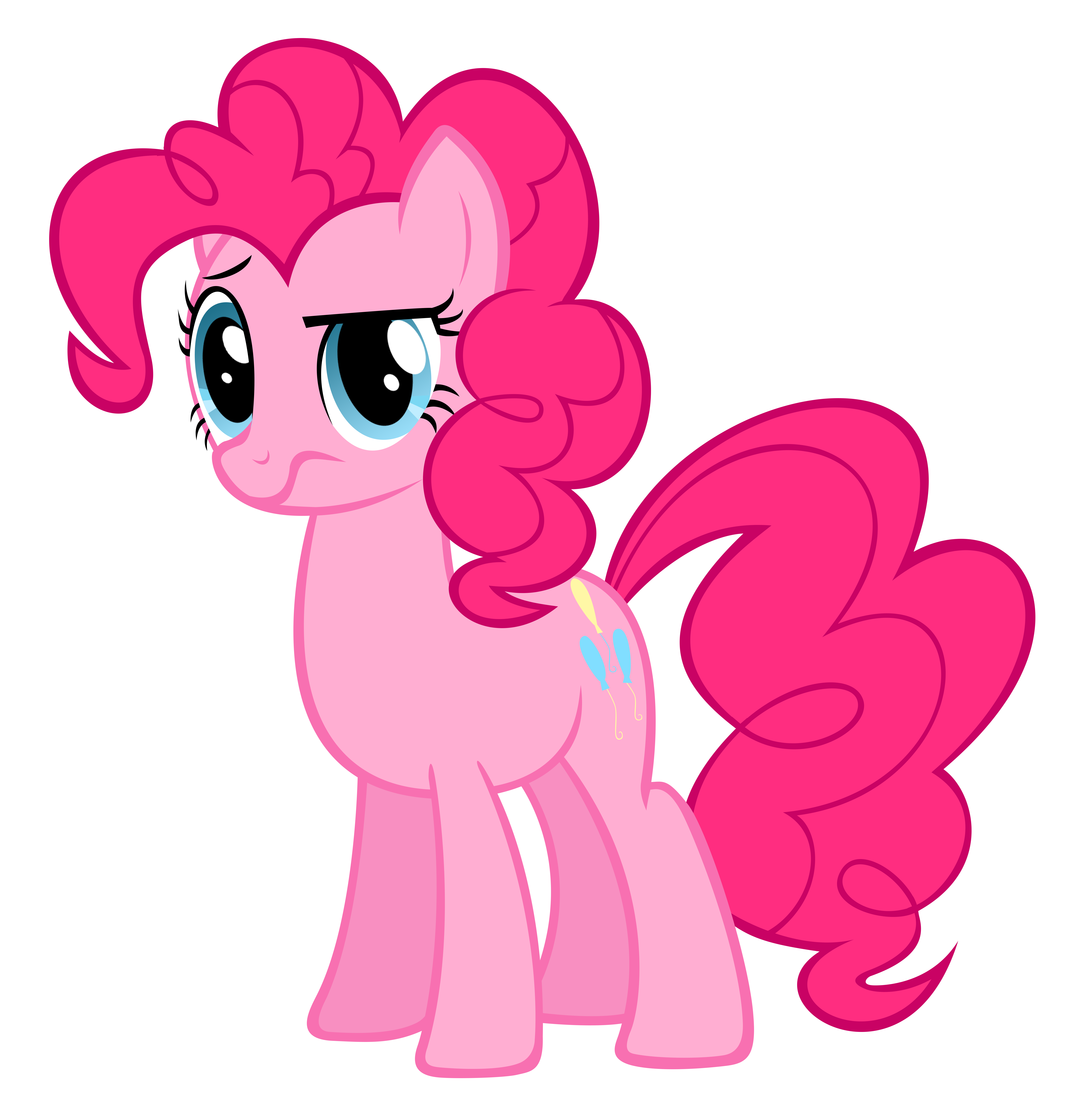 Da buk? Pinkie by Really-unimportant
