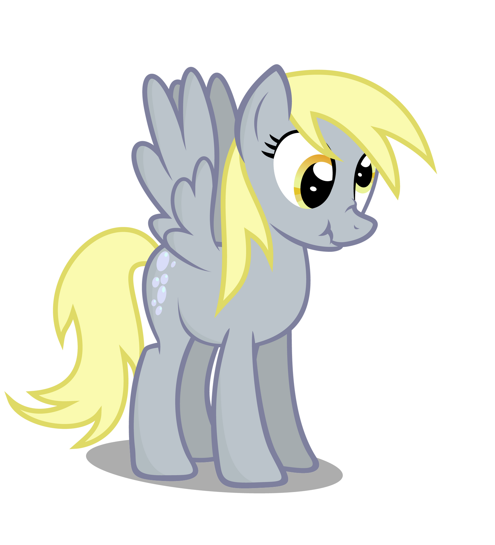 Derpy by Really-unimportant