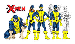 Original X men