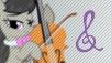 Octavia stamp by AmazingPony