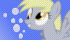 Derpy hooves stamp by AmazingPony