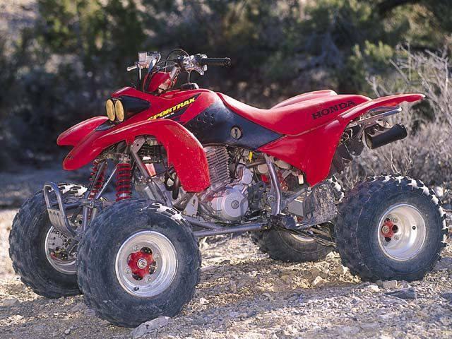 Nice looking Honda Sportrax 400EX by Colleen4Evr on DeviantArt