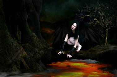 Everlasting Fire by melyssarice
