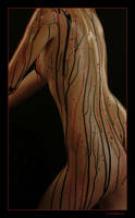 Painted nude by jwelborn