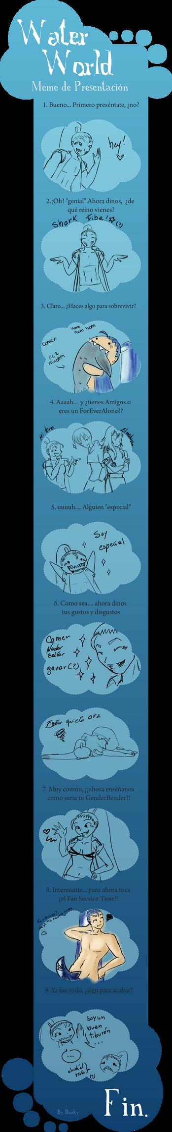 Wip meme de Mako by Kitsune-Furan